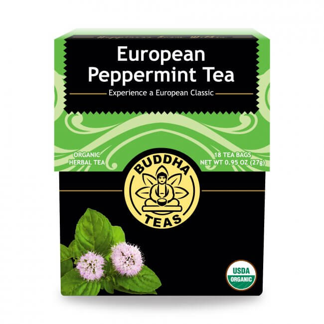 Organic European Peppermint Tea