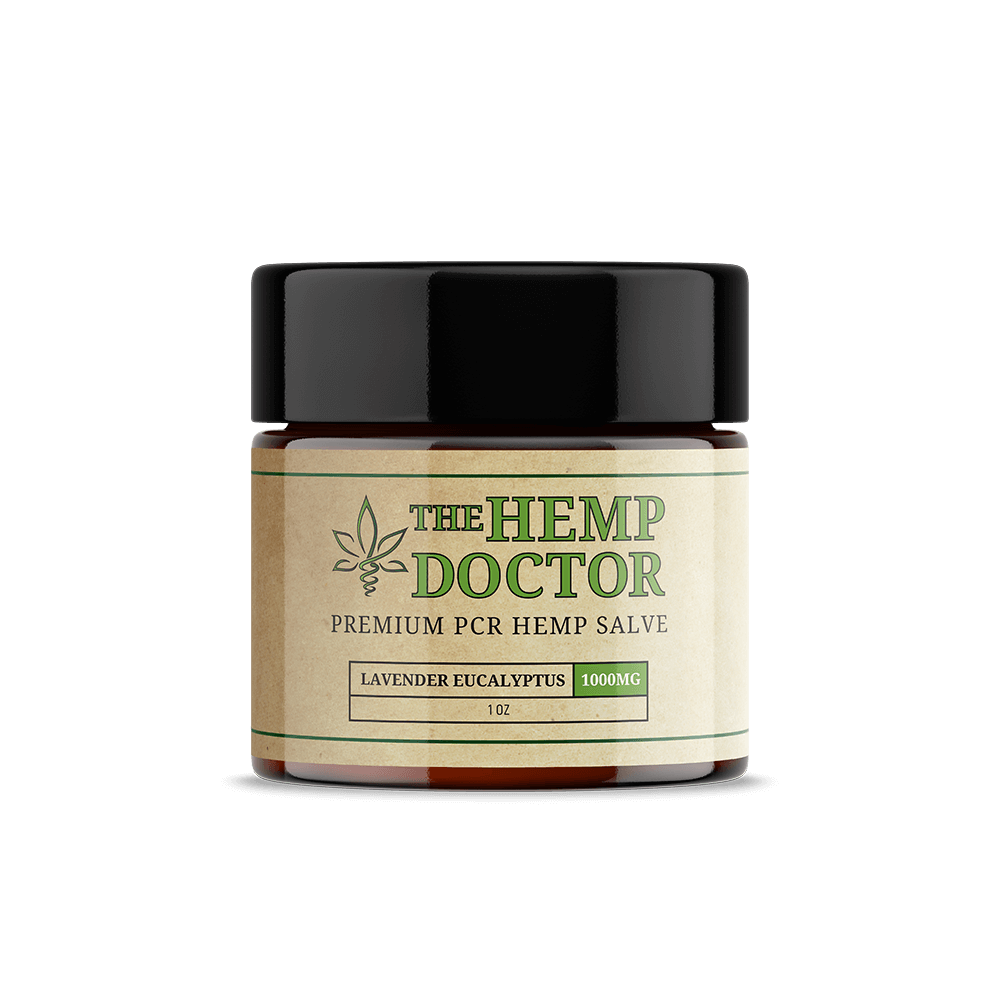 CBD Hemp Salves/Balm