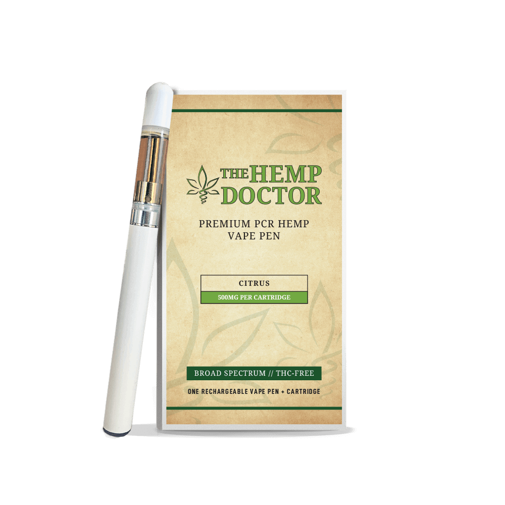Vape Pens with CBD