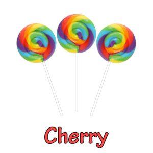 50mg THC free Cherry Lollipop