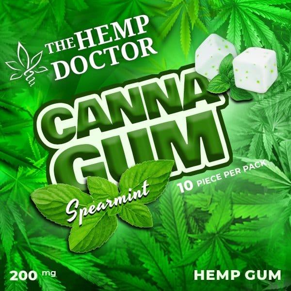 CBD Chewing Gum - Canna Gum