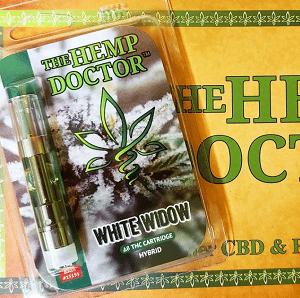 white widow Delta 8 vape