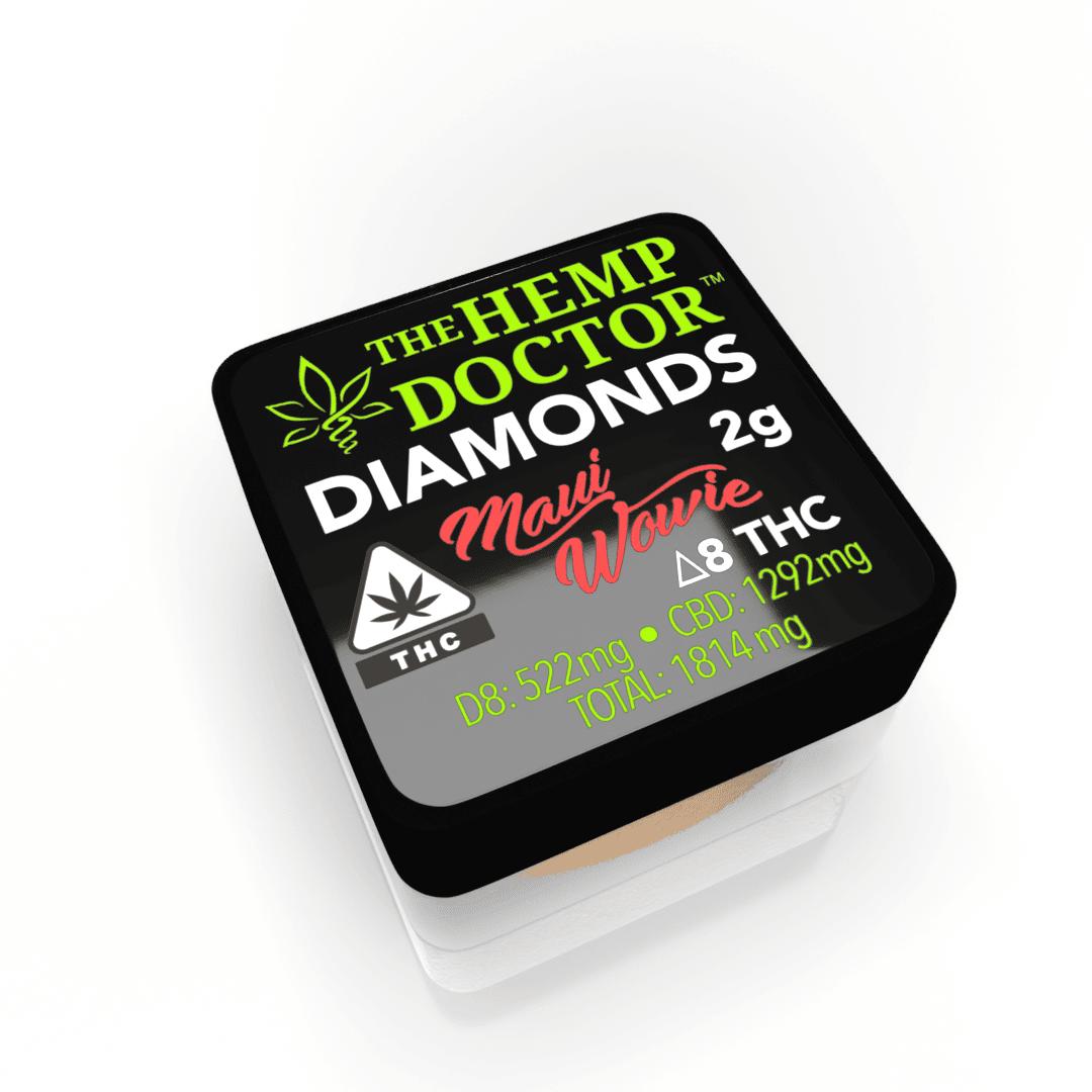 delta-8 thc diamonds