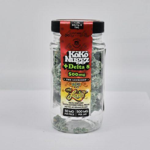 The Hemp Doctor Koko Nuggz The Luckiest flavor